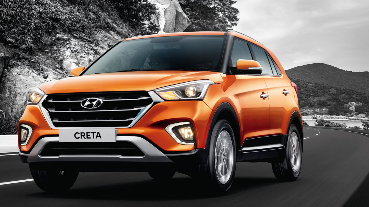 Hyundai Creta | The Korean manufacturer came up with this petite-yet-potent SUV, Creta in 2015. Since then, it has posed a serious threat to all SUVs trying to dominate the Indian market by having the fastest 0-100 km/h times. Adding to its credibility is the fact that it shares the same chassis with the i20 series, which is popular for WRX and Rally competitions. (Image source: Hyundai)