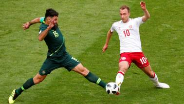 DEN vs AUS FIFA World Cup 2018 Highlights: Australia keep WC hopes alive with Denmark draw