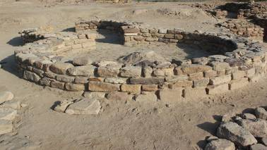Experts say pre-Iron age chariot found in UP excavation gives 'new dimension to history'