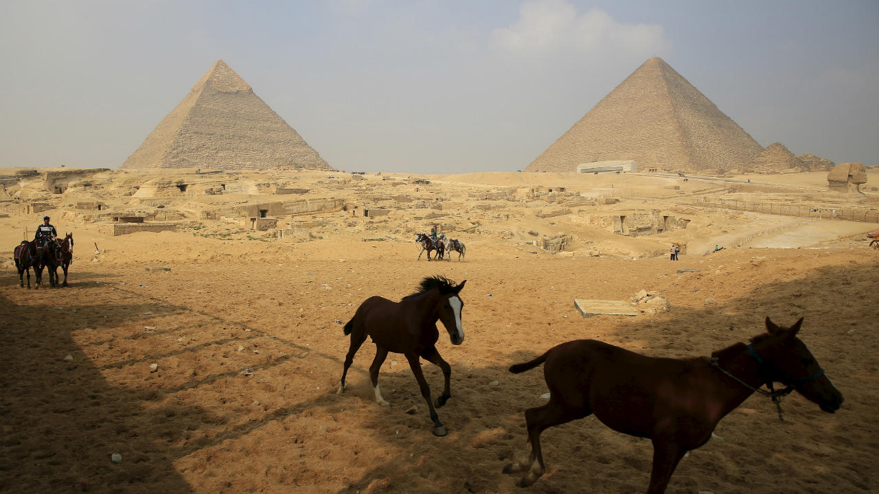 2. Egypt | On second place is Egypt, where the millionaire population will record a growth of 12.5 percent by 2023. (Image: Reuters)