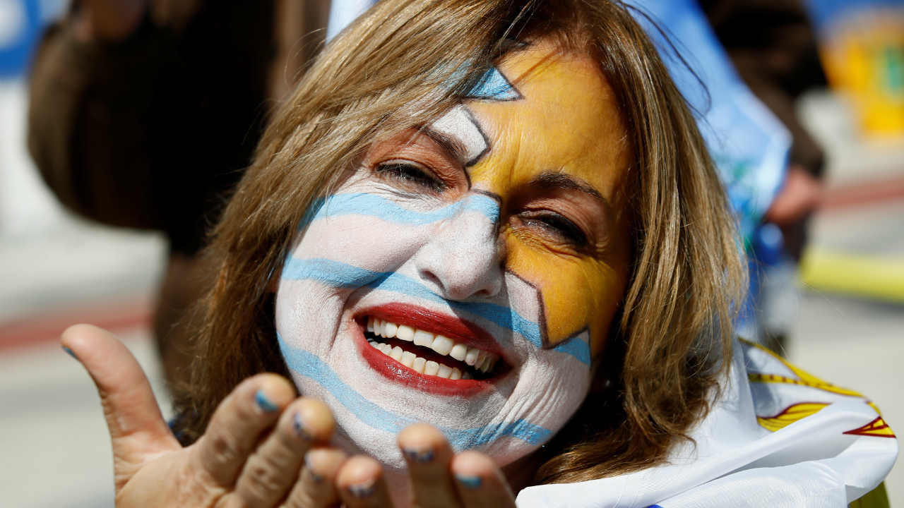 Football  World Cup: Group A Match – Egypt vs Uruguay to take place at Ekaterinburg Arena, Yekaterinburg, Russia today. (Image: Reuters)