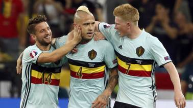 FIFA World Cup 2018 Official squad: Group G – Team 25 – Belgium