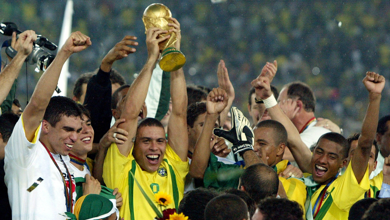 Brazil are the team with the most number of World Cup trophies, having won the competition on five occasions. Brazil were crowned World Champions in 1958, 1962, 1970, 1994 and 2002.