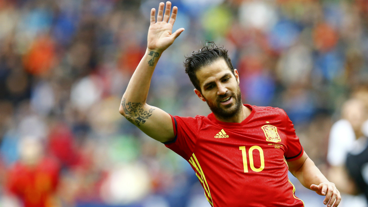 Cesc Fabregas (Spain) | Despite assisting the goal that won Spain the title in 2010 and picking up two European trophies with the national side, Fabregas hasn't featured for Spain since Julen Lopetegui took charge in 2016. With the abundance of talent in Spain's midfield, a return to the squad looks like a far cry for the Chelsea midfielder.