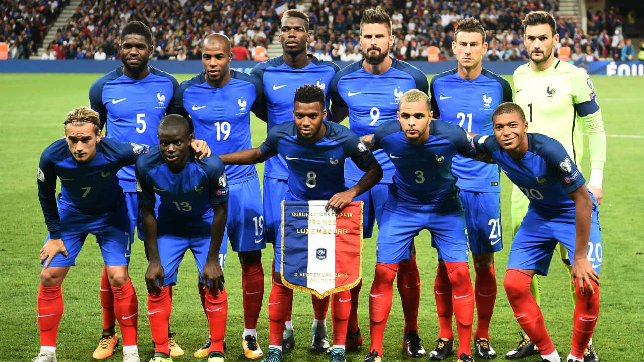 France | In spite of leaving out talented players such as Alexander Lacazette and Anthony Martial, Didier Deschamps was able to name a squad with such depth that a like for like replacement is available in almost every position. With the wealth of talent at his disposal, the only problem for Deschamps is finding a system that he could consistently deploy. After a heart wrenching defeat to Portugal in the Euro 2016 final in front of their home crowds, Les Blues will be hoping to give their fans something more than just a runners up medal to cheer about in Russia.