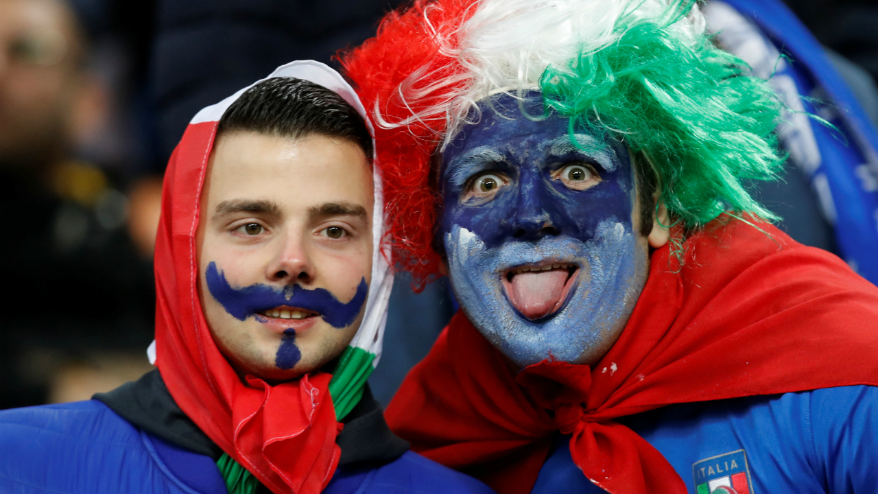 For the first time since 1958, will a World Cup host country not witness an influx of the Italian super fans, usually known as the Ultras. Fans of the Four-time winners Italy were left shocked when their team failed to qualify for the World Cup for the first time in 60 years. Although the Italians won't descend in great numbers in Russia, yet they will most likely follow the games on the Television, supporting their favorite stars from the Serie A such as Argentina's Paolo Dybala (Juventus) or Belgium's Radja Nainggolan (Roma).