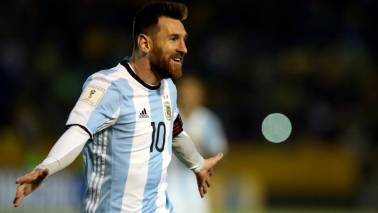 WC 2018: Argentina rally behind Messi