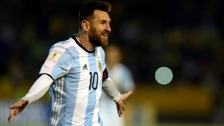 8b185dce65c Fifa World Cup 2018  Messi planning could hurt France - Moneycontrol.com