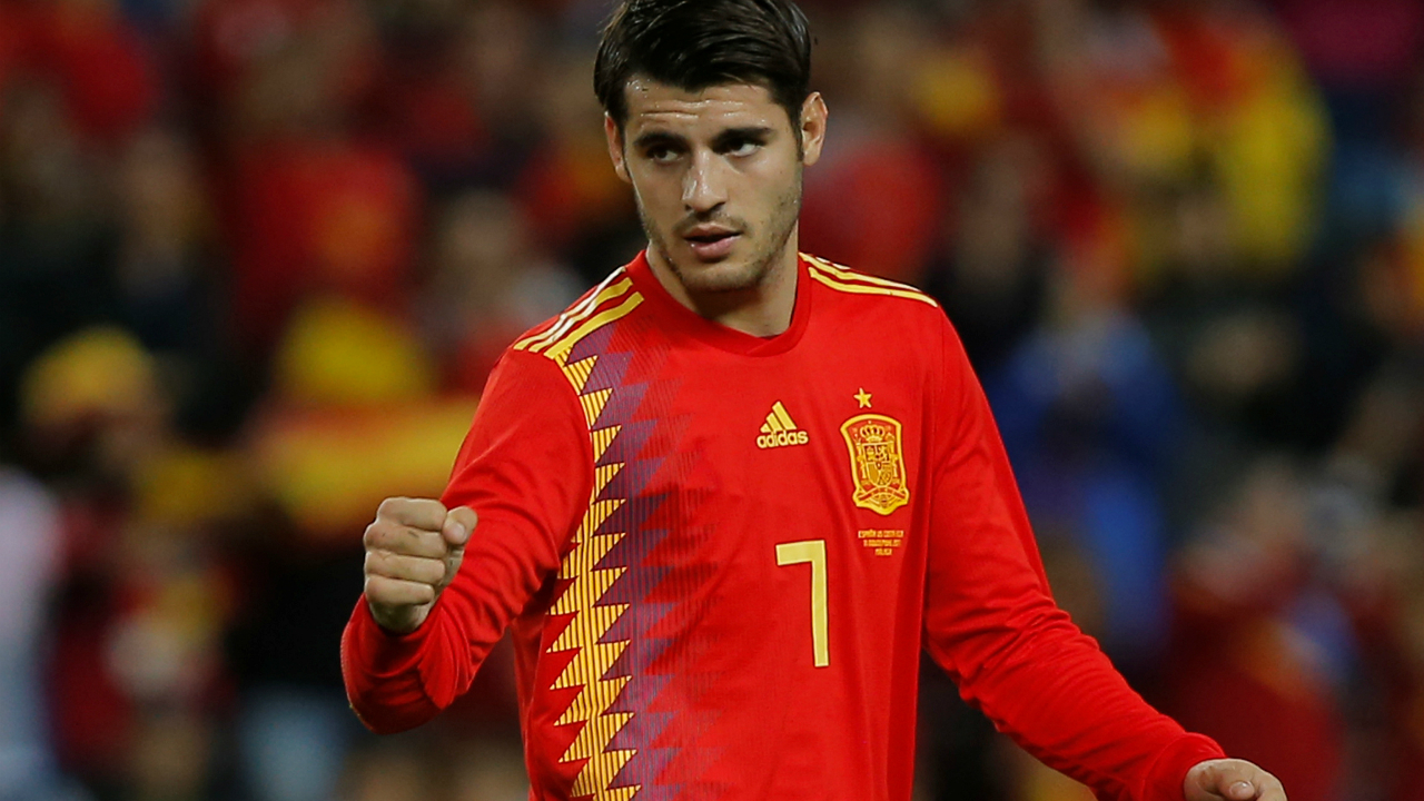 Alvaro Morata (Spain) | Chelsea's big money summer signing will not feature for 'La Roja' in Russia this summer following a disappointing first season in the Premier League. Morata managed just 11 goals and six assists after 31 appearances for Chelsea this season and later even lost his place to January signing Olivier Giroud.
