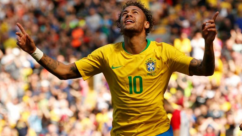 32b073ecc FIFA World Cup 2018  All you need to know about Brazil s golden boy ...