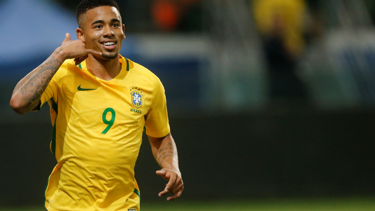 Gabriel Jesus (Brazil) | The 21-year-old starlet comes into the tournament on the back of a title winning season with his club Manchester City. Jesus scored 13 goals in 29 games in England and already has nine goals in just 15 matches for the Selecao. A versatile forward with searing pace and the ability to shoot with both feet, Jesus is exactly the king of forward that Brazil have sorely missed in the recent past. (Image: Reuters)