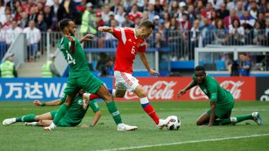 FIFA World Cup 2018: Russia coach wants team to remain humble after a 5-0 win over Saudi Arabia