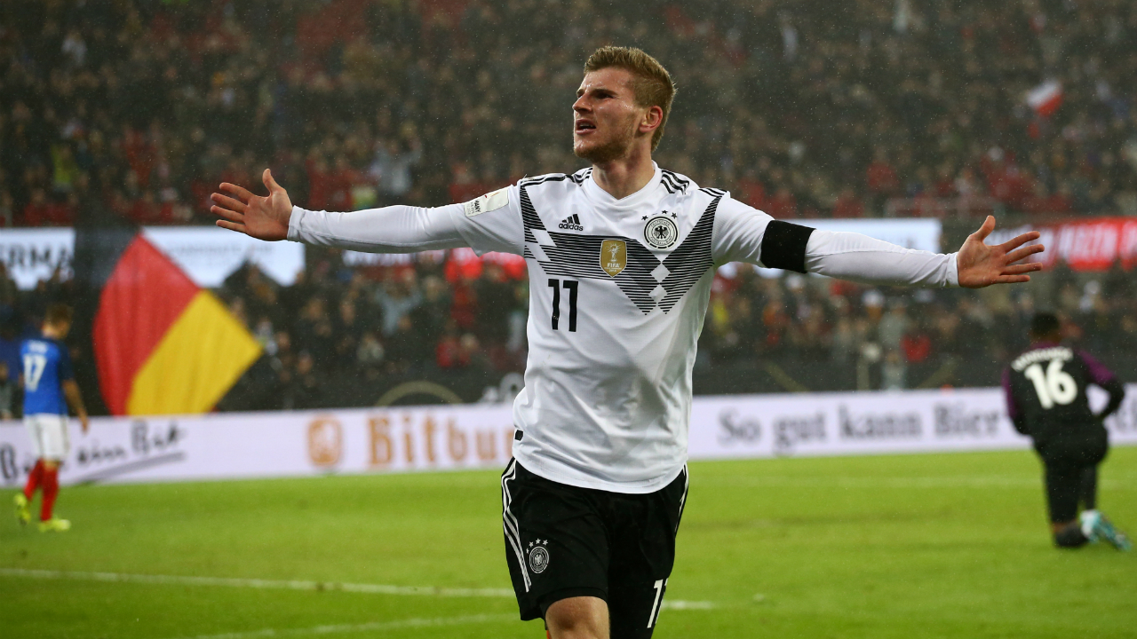 Timo Werner (Germany) | The 22-year-old striker has scored seven goals in just 13 games for Germany. He even picked up the Golden Boot at the 2017 Confederations Cup netting three goals and setting up two. Werner uses his raw pace to a great effect, terrorising defenders with his direct runs towards goal. With bags of talent this young German will surely be exciting to watch when the current World Champions set out to defend their title. (Image: Reuters)