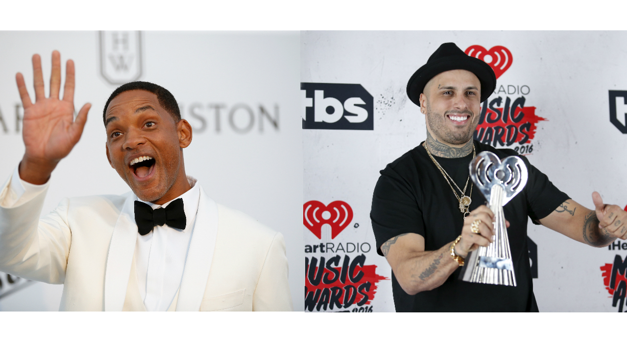 "Will Smith and Nicky Jam will be seen performing the official song of the tournament ""Live it Up"". Around 500 dancers and gymnasts will enthrall audiences with their performances at the event. (Image: Reuters)"