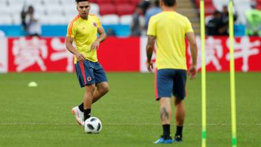 POL vs COL FIFA World Cup 2018 Live: Falcao likens Poland game to a final
