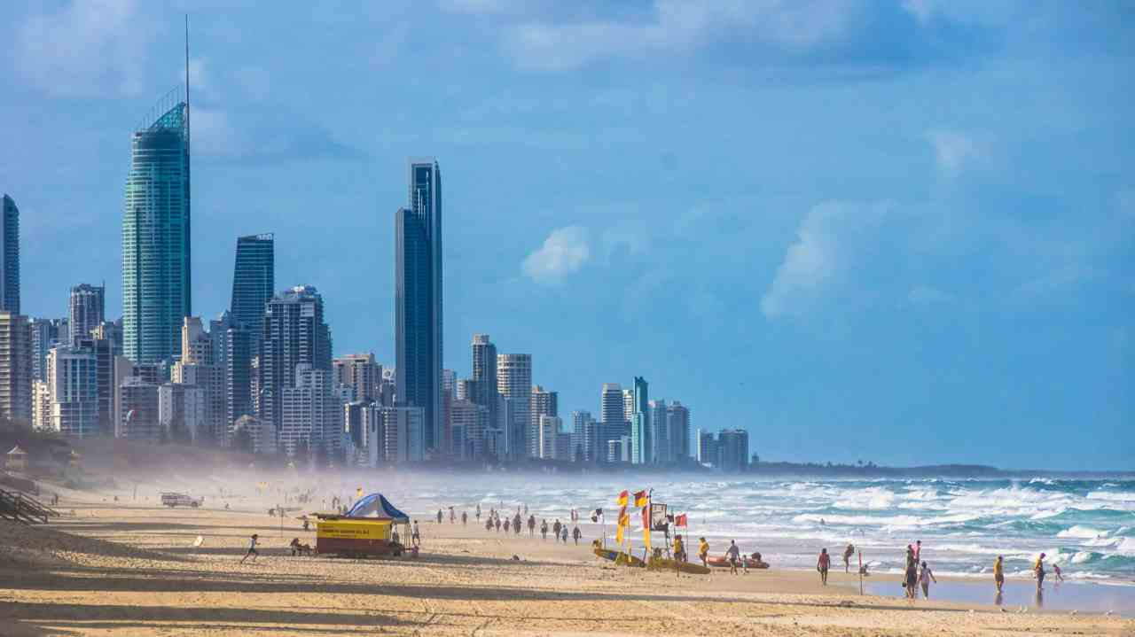 Australia | Australia will add 25 billionaires by 2027 taking the total number to 61. Despite having a population of 22 million, the country is one of the wealthiest in the world. The per capita wealth in 2017 stands at $279,000, fifth highest in the world. (Gold Coast Skyline- Wikimedia Commons)