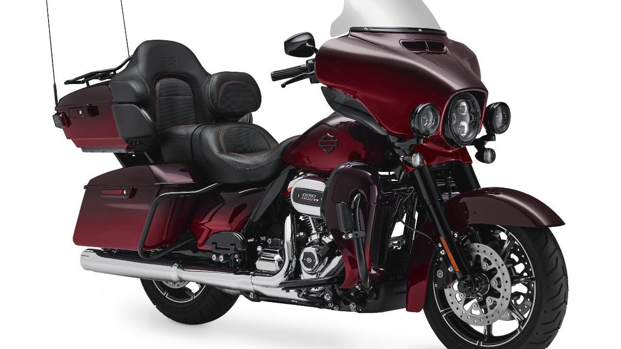 Harley-Davidson CVO Limited: Rs 49.99 lakh