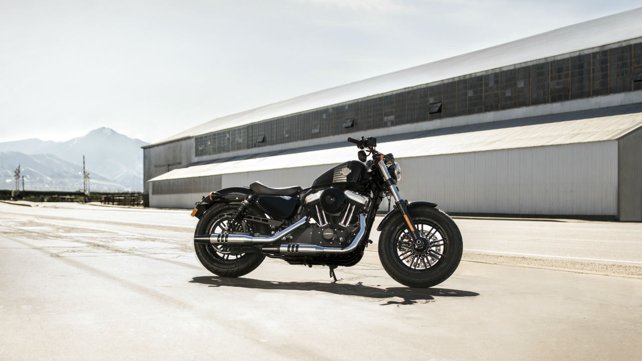 Harley-Davidson Forty Eight: 10.50 lakh