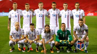 FIFA World Cup 2018 Official squad: Group D – Team 15 – Iceland