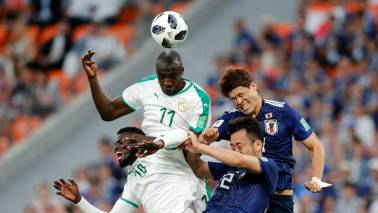 JPN vs SEN FIFA World Cup 2018 Highlights: Japan and Senegal end all square with 2-2