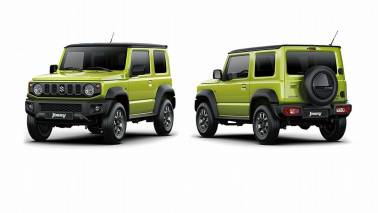 Suzuki release Jimny photos but keeps performance specs under wraps