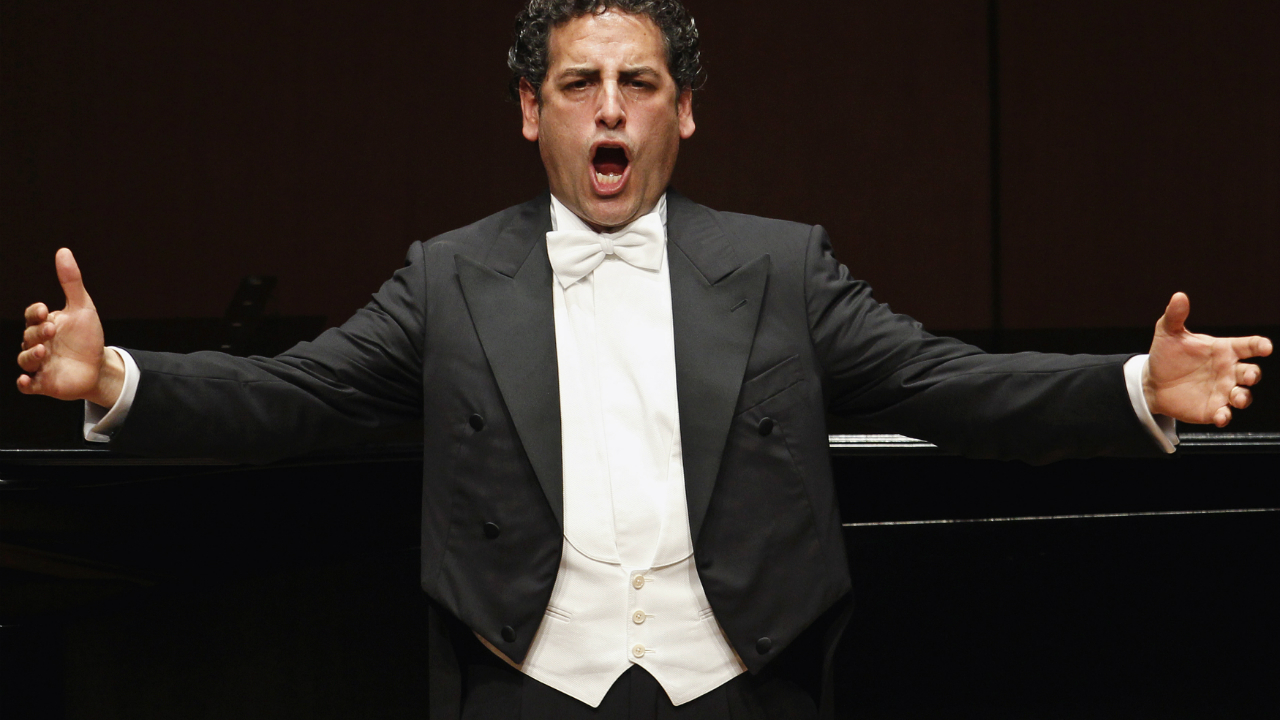 With the ceremony focusing on the musical arts, Peruvian operatic tenor Juan Diego Florez will also be seen performing at the Luzhniki Stadium. Florez is widely acclaimed for his command of the high tenor range with a light and agile tenor voice. (Image: Reuters)