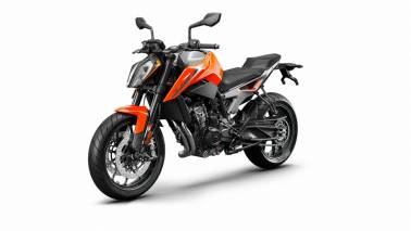KTM confirms 790 Duke launch date in India - here's what it will cost