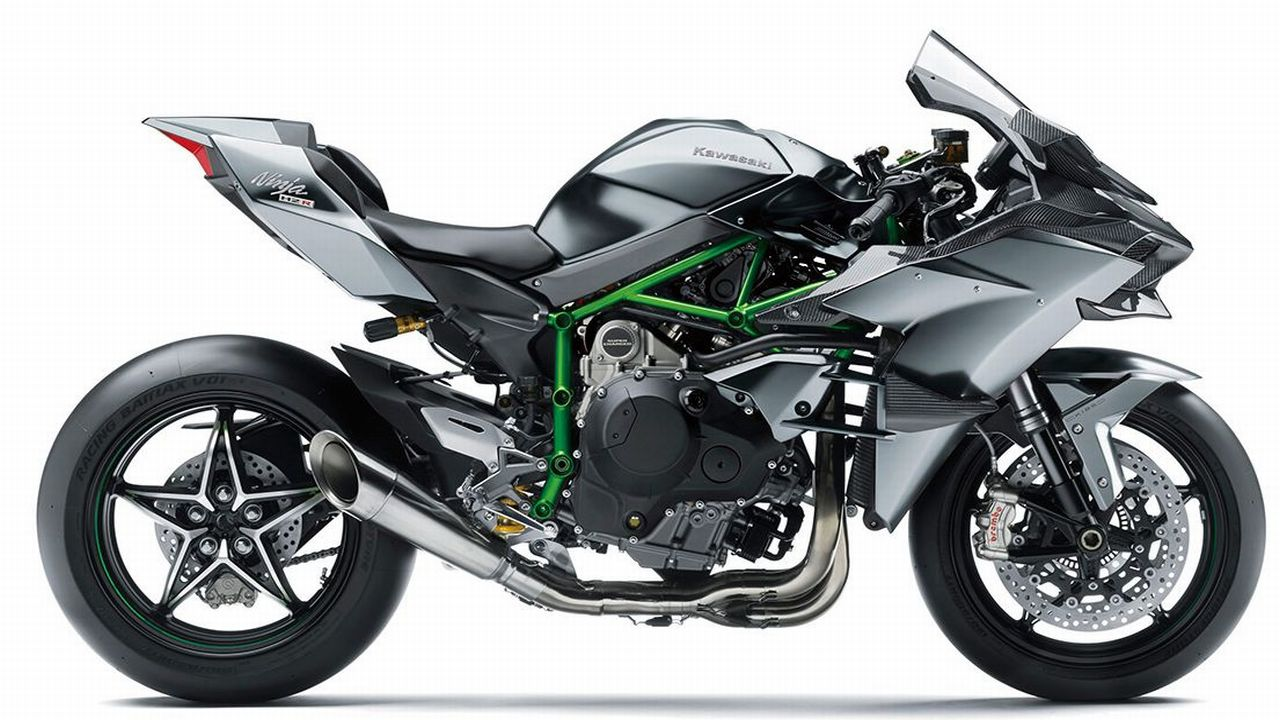 Kawasaki Ninja H2R | Price: Rs 69.80 lakh | The Kawasaki Ninja H2R is a track-only bike, one which has no other direct competition in India. With a supercharged engine putting out 326 PS of power with Ram Air and 165 Nm of peak torque, it is pretty difficult to beat this beast on its own. Put it on a track and it can definitely pip even a mid-sized performance car. (Image: Kawasaki India website)
