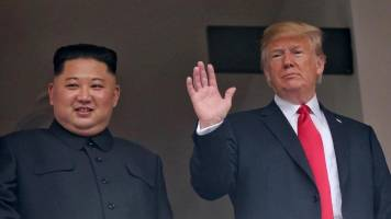 Trump extends national emergency against North Korea by one year