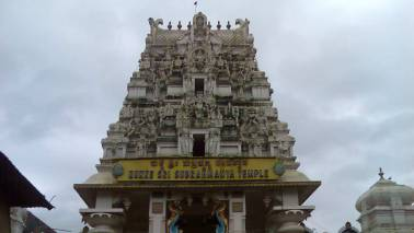Prayers offered outside temple will not reach the god, says the richest temple in Karnataka