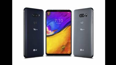 LG unveils V35 ThinQ and V35+ ThinQ phones with dual-rear camera