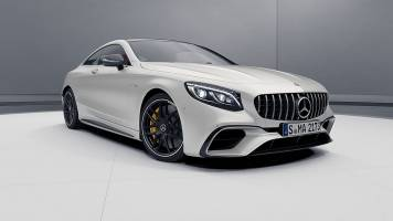 Mercedes AMG S63 Coupe gets a face-lift, priced at Rs 2.55 crore