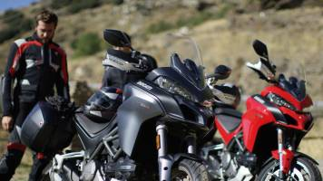 Ducati Multistrada 1260 launched at ex-showroom price of Rs 15.99 lakh
