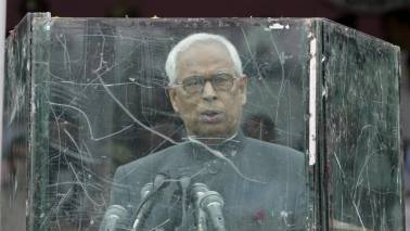 Only dialogue and discussion can solve problems faced by Jammu and Kashmir: Governor