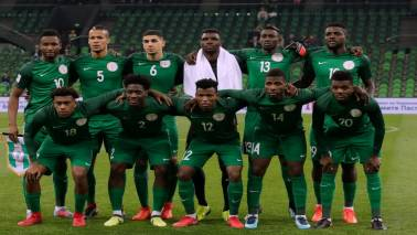 FIFA World Cup 2018 Official squad: Group D – Team 16 – Nigeria