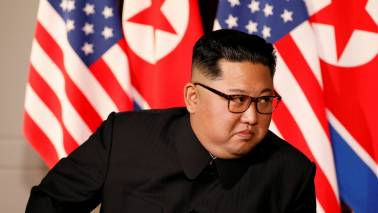 North Korea slams US for 'evil' sanctions push