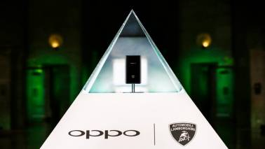 Oppo Find X Lamborghini edition launched with 512GB storage, Super VOOC charging technology