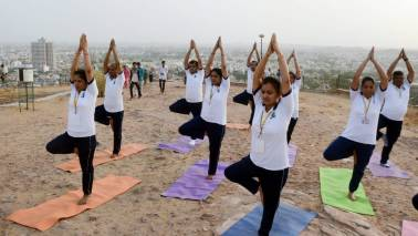 Yoga biggest mass moment for good health and wellbeing: PM Modi