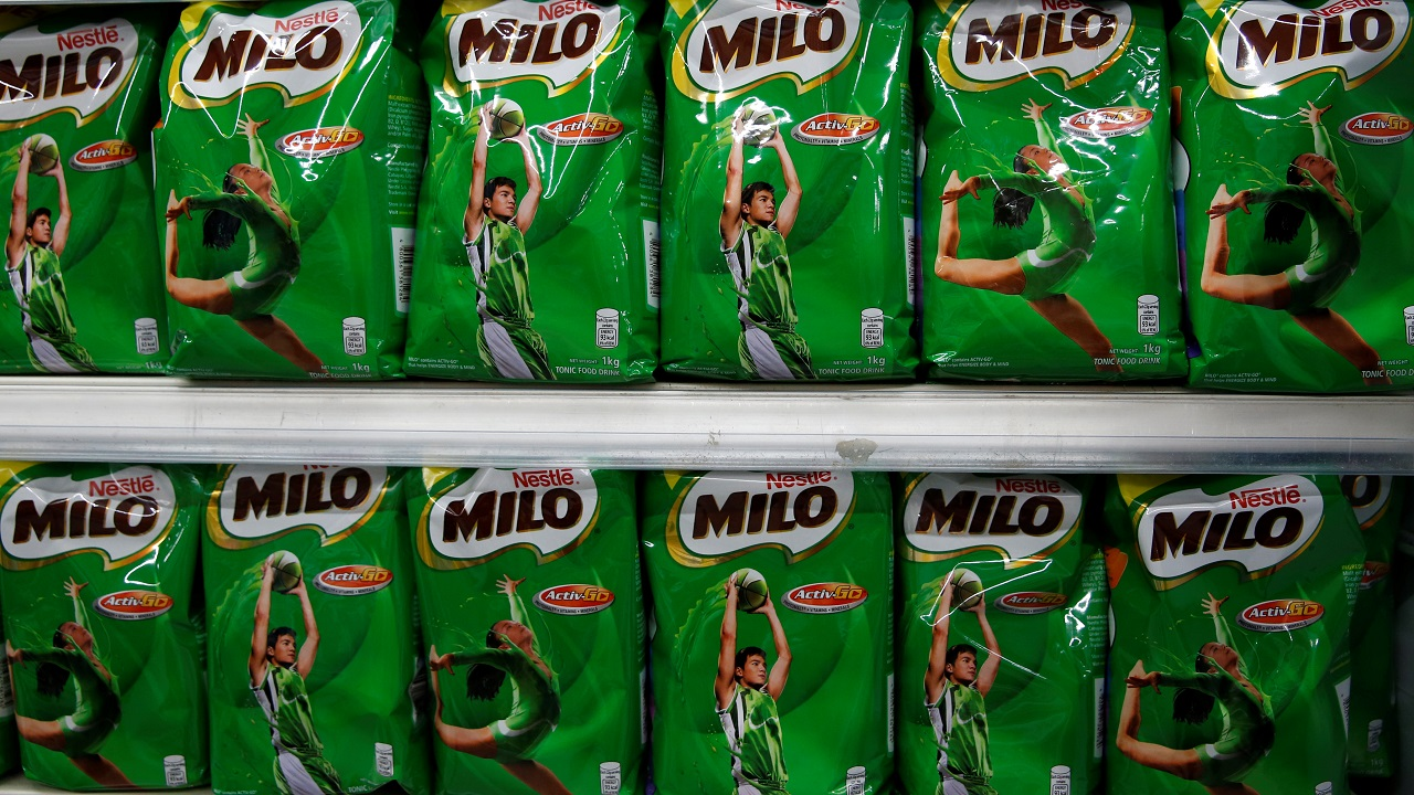 Answer: Milo (Image: Reuters)