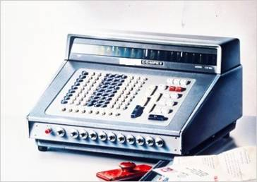 Q15. The CS-10A was the world's first electronic desktop calculator using all-transistor diodes. In 1960, upon urging from young engineers , the company had embarked on research into areas including computers and semiconductors. With the release in 1964 of the CS-10A, the company achieved its long-held goal of downsizing computers into a compact calculator that could be used by anyone, anywhere, and anytime. What is the name of the company?