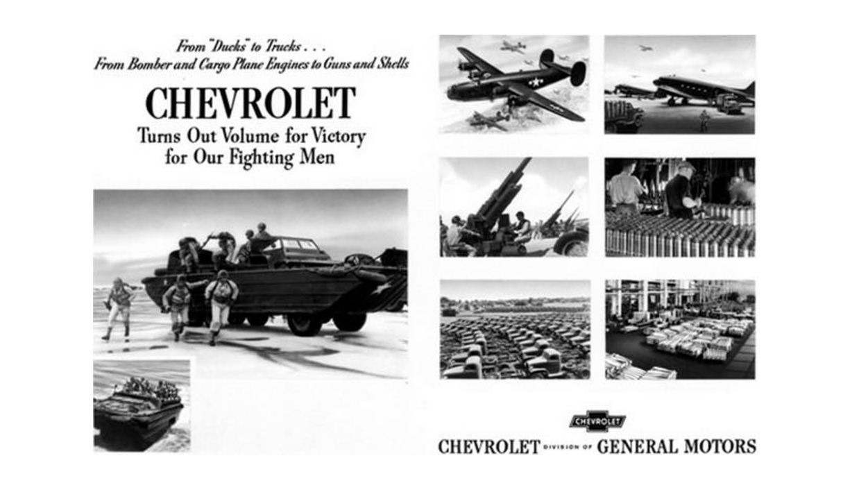 Answer: Chevrolet