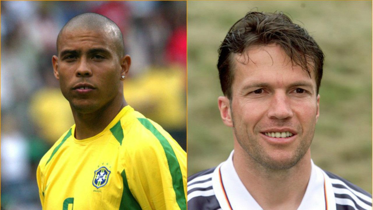 How do these 2 players narrowly miss out on being part of an exclusive club, currently occupied only by one Marcos Evangelista de Moraes?