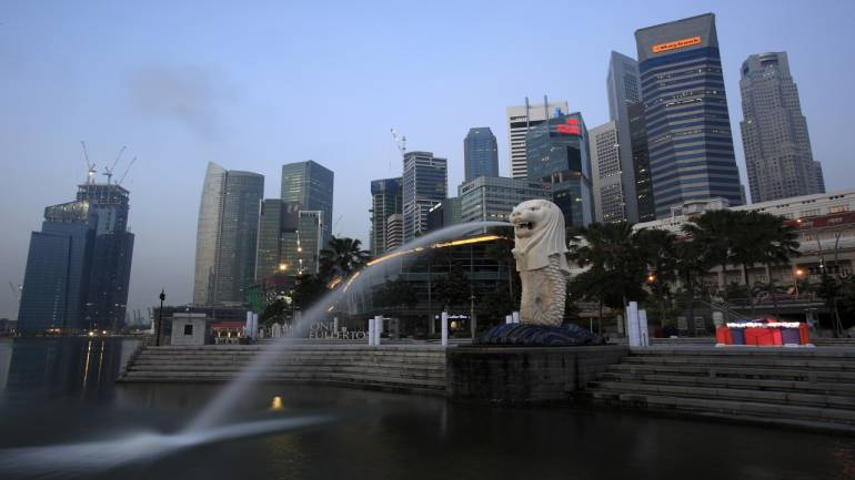Rank 6 | Singapore | Average monthly rent: Rs 1.35 lakh (Image: Reuters)