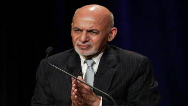 Afghanistan government must be 'decision-maker' in any peace deal: Ashraf Ghani