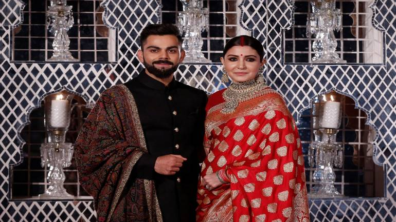 Latest news of anushka sharma and virat kohli in hindi