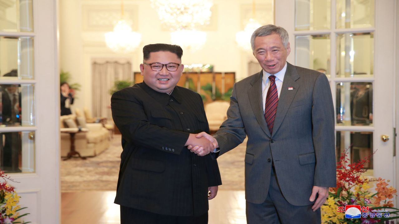 The meet comes after an endless talks between Washington and Pyongyang. The Singapore summit itself was briefly cancelled by Trump, but was put back on after a flurry of diplomatic efforts. (Image: Reuters)