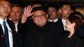 Global slavery report slams North Korea, repressive regimes