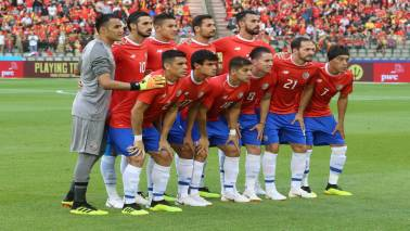 FIFA World Cup 2018 Official squad: Group E – Team 18 – Costa Rica
