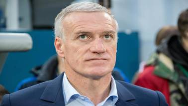 FIFA World Cup 2018: Didier Deschamps gives an update on Sidibe and Giroud's injury, hails Griezmann's decision