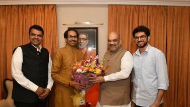 Day after Amit Shah came calling, Uddhav Thackeray says 'drama' is going on